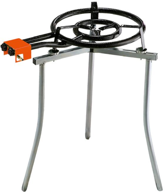 Aquí te presentamos todos los pasos necesarios para instalar un paellero adecuadamente, así como todas las piezas necesarias en su instalación.