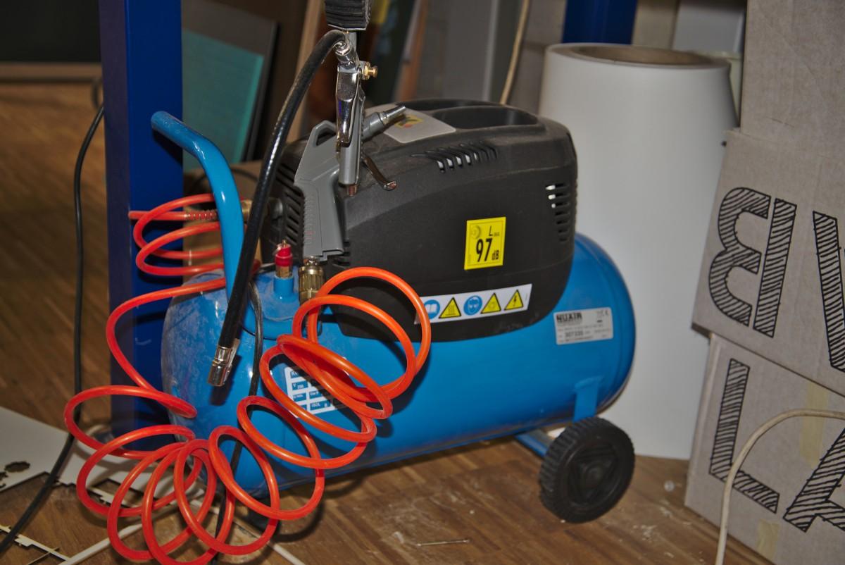 ¿Qué es un compresor de aire? ¿Cuál es su funcionamiento y para qué sirve?