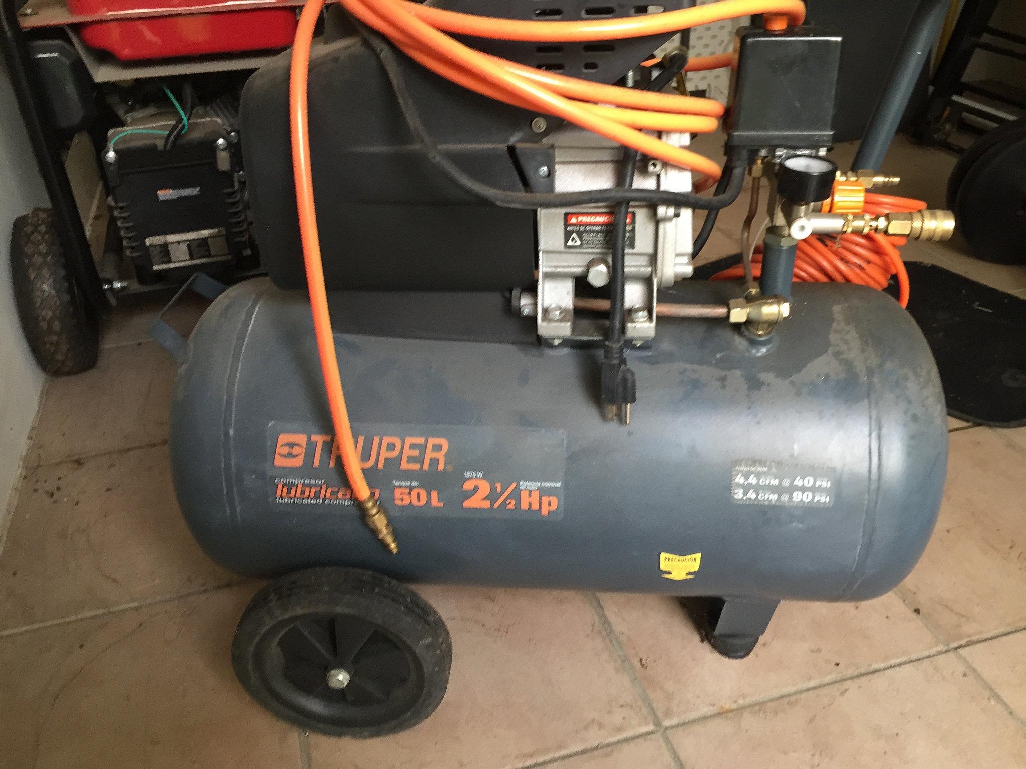Procedimientos de mantenimiento de compresores de aire y todo sobre cómo realizar el mantenimiento compresor de aire