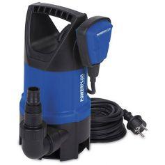 Bomba sumergible 400w agua sucia 1x230v powerplus