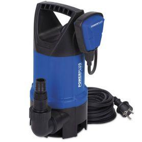 Bomba sumergible 750w agua sucia 1x230v powerplus