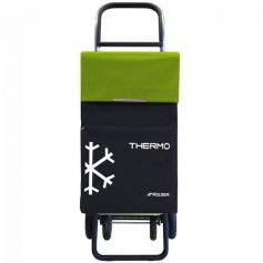 Carro de compra Rolser Termo Fresh MF Dos+2 antracita negro-lima