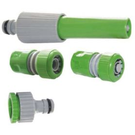 "Kit adaptador rápido con lanza 5/8"" GSC Evolution"