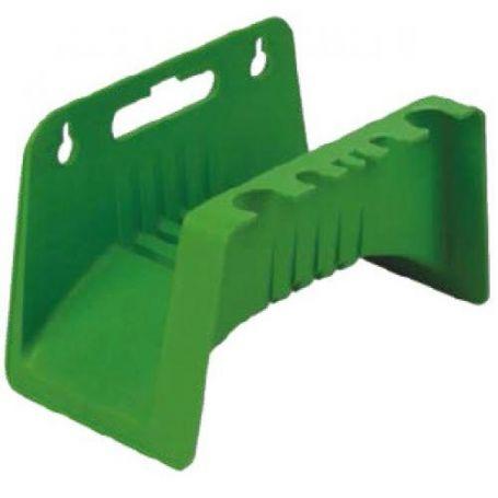 Enrolla manguera de pared de plástico