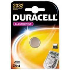 PILA BOTON DL2032 3V LITHIUM (BLT 1 UD) DURACELL ELECTRONICS