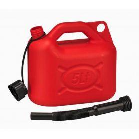 Bidón para carburante 5lt