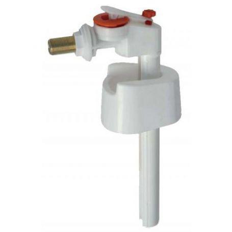 Grifo de cisterna baja silencioso con boya regulable Nemo-Lateral modelo 38L Fominaya