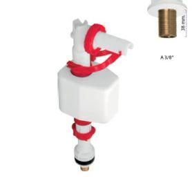 Grifo cisterna baja silencioso con boya regulable telescópico Fenyx Fominaya