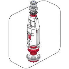 Campana universal completo cisterna baja Eco Cyclon 6 Fominaya