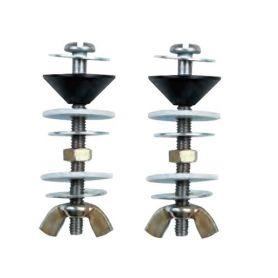 Tornillos fijación cisterna - inodoro estandar TC1 Fominaya