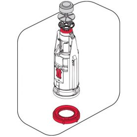 Campana universal cisterna baja Cyclon 4 Fominaya