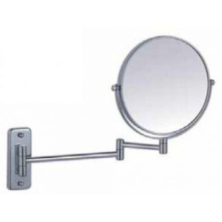 Espejo aumento cromado blister AFJ