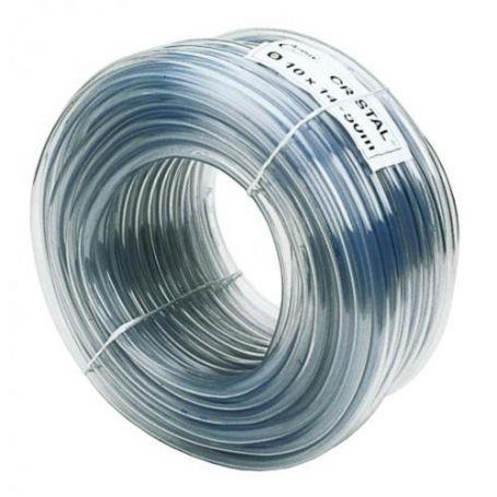 Manguera tubo Cristal 5x8 (100mts) Maiol