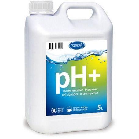 Incrementador pH precio líquido 5 L fusion Tamar