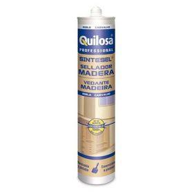 Sintesel madera roble cartucho 300ml Quilosa