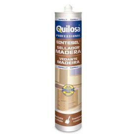 Sintesel madera sapelly cartucho 300ml Quilosa
