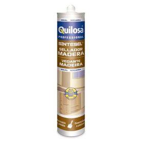 Sintesel madera nogal cartucho 300ml Quilosa