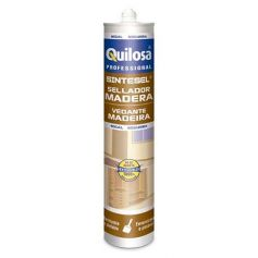 Sintesel madera nogal cartucho 300ml Quilosa