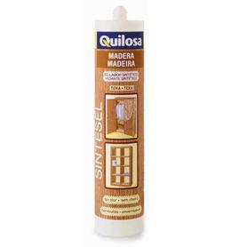 Sintesel madera teka cartucho 300ml Quilosa