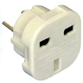 Adaptador europeo a inglés 4.8 mm GSC Evolution