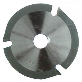 Disco carburo sierra circular madera Speedwood 115x22.23x3 Leman