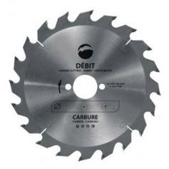 Disco sierra circular alterno madera 210x30-20 dientes Leman