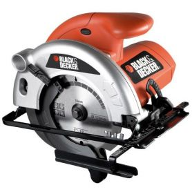 Sierra circular 1100w black and decker