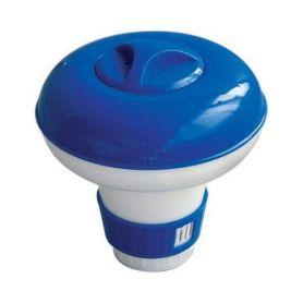 Dispensador de cloro para piscinas pequeño 1+1/2 tableta kokido