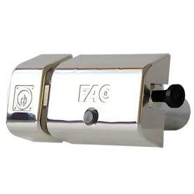 Cerrojo UVE Magnet Fac niquel 446-RP/80 bombillo 70mm