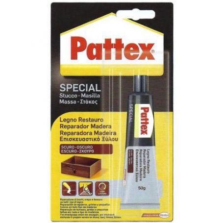 Pattex Reparador Madera oscura 50gr. Henkel