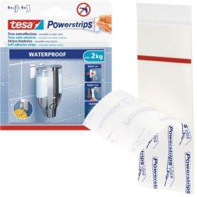 Tiras Waterproof Adhesivas Powerstrips Tesa