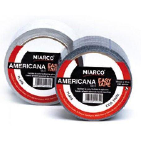 Cinta adhesiva americana negra