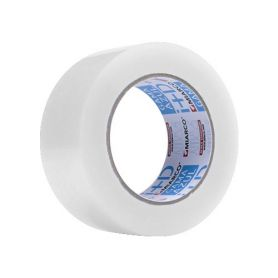 Cinta adhesiva embalaje blanca gama azul