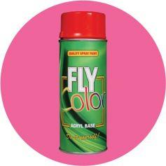 Pintura Fly en spray brillo ral 4003 lila brezo 200ml Motip
