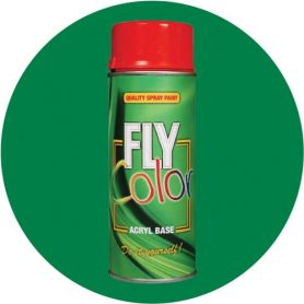 Pintura Fly en spray brillo ral 6029 verde menta 200ml Motip