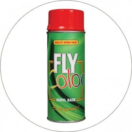 Pintura Fly en spray barniz brillo 200ml Motip