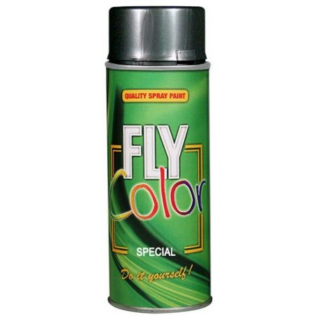 Pintura Fly en spray anticalórico negro 200ml Motip