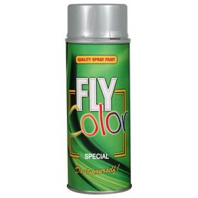 Pintura Fly en spray anticalórico plata 200ml Motip