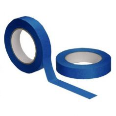Cinta krepp Miarco azul exteriores 48mmx50m