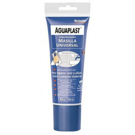 Aguaplast masilla universal 200ml Beissier