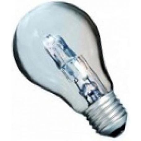 Lampara halógena ahorro standard clara E27 130W (200W) GSC Evolution