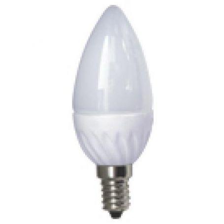 Lámpara vela Led 4W E14 6000K GSC Evolution