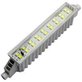 Lámpara lineal Led 118MM R7S 6W 500Lm 3000K GSC Evolution