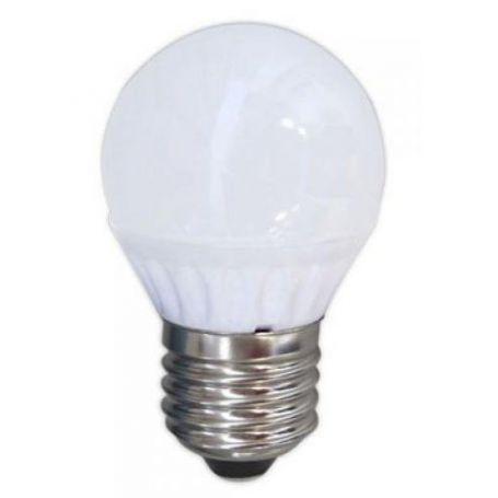 Lámpara Esférica Led E27 4W 3000K Libertina GSC Evolution