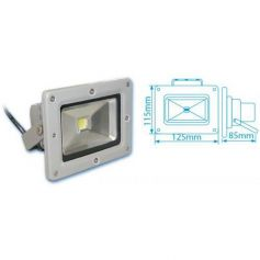 Proyector Led Ultrabrillo IP65 10W 700Lm 6000K GSC Evolution