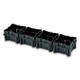 Caja de empotrar universal 66x66 pack 20 unidades Famatel