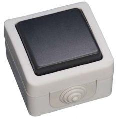 Interruptor estanco IP44 10A 250V GSC Evolution