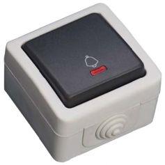 Interruptor estanco Led IP44 10A 250V GSC Evolution