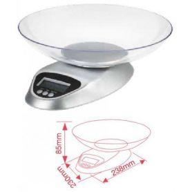 Bascula cocina alta precisión 5 kg. GSC Evolution