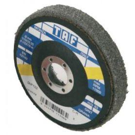 Disco con soporte fibra de vidrio 125x22 Taf DV121-C